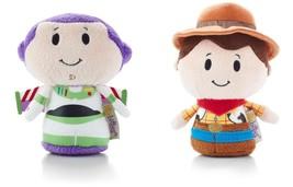 "Hallmark itty bittys ""Woody and Buzz Lightyear"" Plush - Disney - NWT - T... - £14.12 GBP"