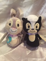 "Hallmark itty bittys Easter ""Flower and Thumper"" Stuffed Animal - Disney... - $21.99"