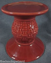 Longaberger Pottery Woven Traditions Paprika Pi... - $18.95