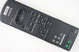 SONY RMT-D100U REMOTE CONTROL - $14.69