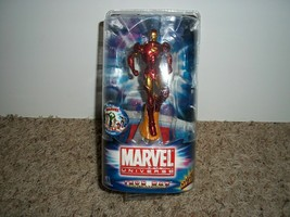 2010 Marvel Universe Iron Man Collectible Figurine (New) - $11.88
