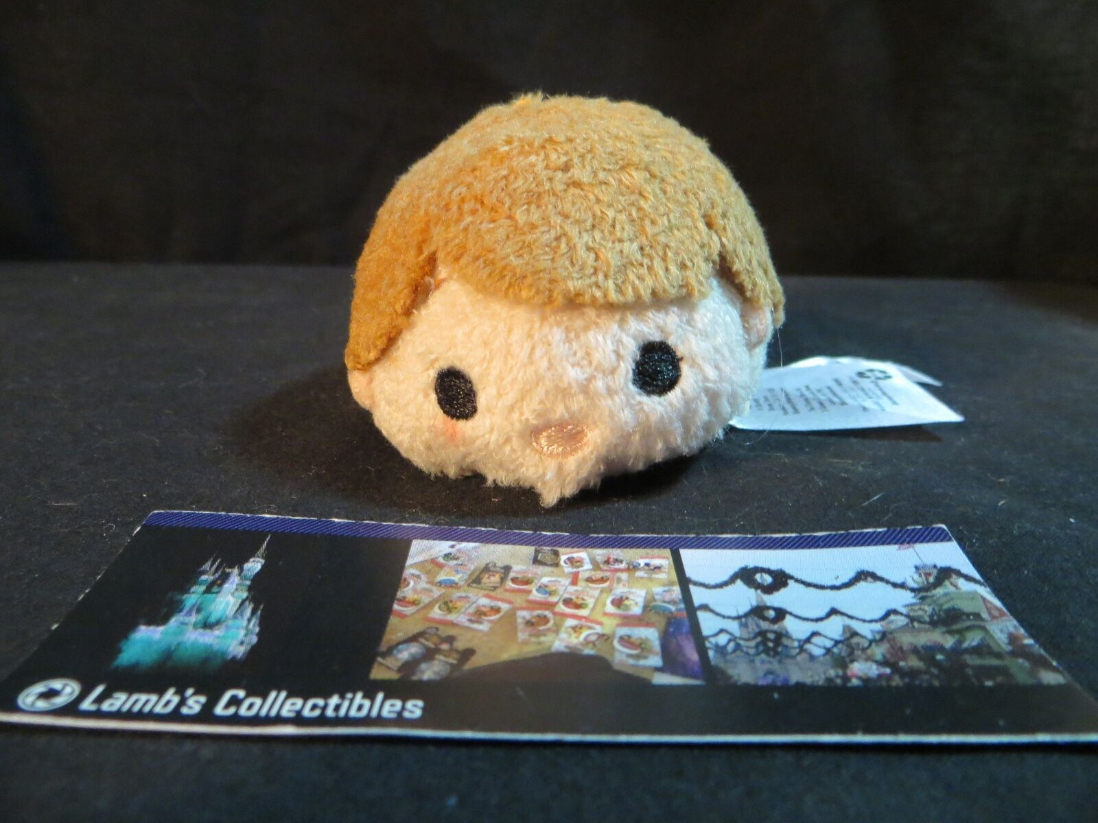 "Primary image for Christopher Robin Disney Pooh series Tsum tsum 3.5"" USA Disney Store Authentic"