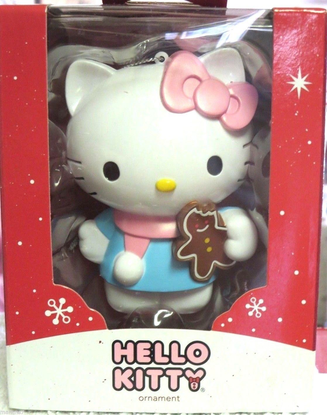 d42bb637dd93e Hello Kitty Ornament by American Greetings and 50 similar items. S l1600