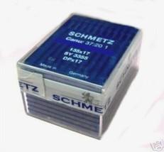 SCHMETZ Industrial Sewing Needles,WalkingFoot 135x17-23 - $33.19