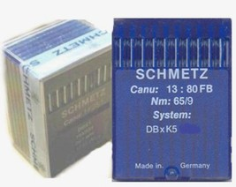 SCHMETZ Embroidery Sewing Needles,DBxK5 100pcs.# 16/100 - $28.48