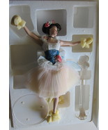 Ligher than Air Degas Prima Ballerina Porcelain Barbie Doll LE NRFB 2001 - $129.97