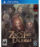 Zero Time Dilemma Zero Escape 3 Limited Watch Bonus Edition PS VITA Playstation - $135.98