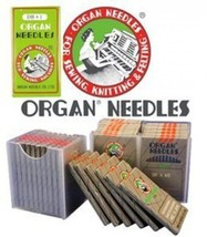 ORGAN Industrial Overlock Sewing Needles,B27-18 - $18.59