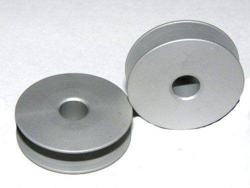 Plastic Bobbins  #385096  10 Pack for  Singer  6408,6412,6416,6423