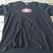 San Francisco 49ers Michael Crabtree Jersey T Shirt xl - $25.01