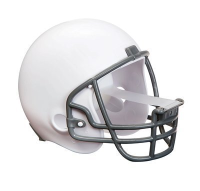 Scotch Magic Tape Dispenser - White Football Helmet