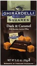 Ghirardelli Chocolate Chocolate Squares, 60% Dark Chocolcate With Caramel, 5.32- - $49.81