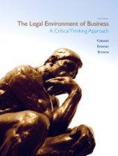 Legal Environment of Business  0132664844