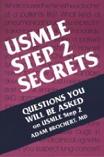 USMLE Step 2 Secrets,  by Brochert 1560534516