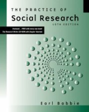 The Practice of Social Research by Babbie 0534620299