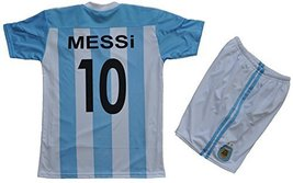 2015-2016 Argentina Kids Set Size Medium (For 8 to 10 years old) - $27.43