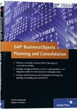 SAP Business Objects Planning and Consolidation by Sridhar 1592292399