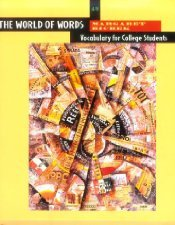 The World of Words by Margaret Ann Richek 0395719844