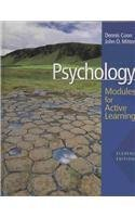 Psychology by Coon 0495504963