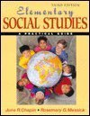 Elementary Social Studies A Practical Guide by June R. Chapin 0801315689
