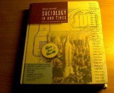 Sociology in Our Times by Kendall 0534210244