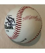 New York Mets Signed Autographed Baseball MLB Darryl Strawberry Mookie W... - $49.99