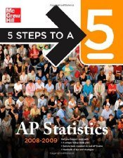 5 Steps to a 5 AP Statistics,  0071488561
