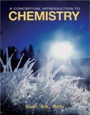 Introduction to Chemistry Ed by Bauer 0073301728