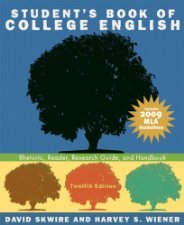Student's Book of College English by Skwire 0205741789