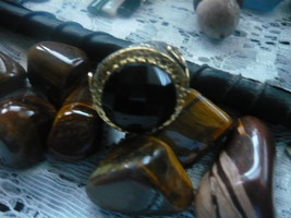 Paranormal Powerful Protective  Black Dragon Ring Size 8 From The Dragon Master - $200.00