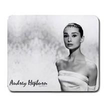Memorable Audrey Hepburn Large Mousepad : Pc Mouse Pad (23cm x 19.4cm) - $4.99