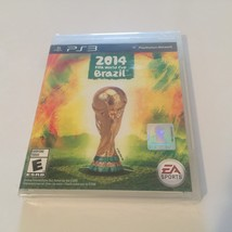 Playstation PS3 2014 FIFA World Cup Brazil (Brand New Sealed) by EA [2014] - $7.99