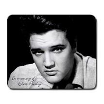 Memorable Elvis Presley Large Mousepad : Pc Mouse Pad (23cm x 19.4cm) - $4.99
