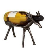 Darling Deer Rustic single bottle wine rack/holder-Set of 2! - £93.57 GBP