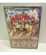 AMERICAN HISTORY OF THE WILD WEST 12 DOCUMENTAR... - $5.99