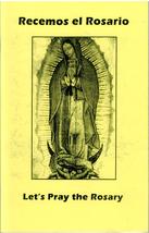 Bi-Lingual: Let's Pray the Rosary / Recemos El Rosario - S150A