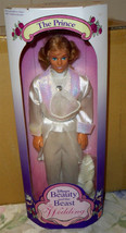 Disney's Beauty & the Beast The Prince The Wedding NRFB 1993 #10910 MATTEL  - $29.99