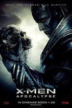 """X-Men: Apocalypse 2016 Movie Poster New 24""""x36""""  - $18.00"""