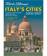 Rick Steves' Italy's Cities - DVD - 2000-2007  - $7.00