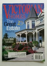 Victorian Homes Magazine Back Issue August 2002 Organic Gardening Tips 2... - $19.79