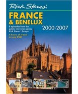 Rick Steves: France and Benelux - DVD  - $8.00