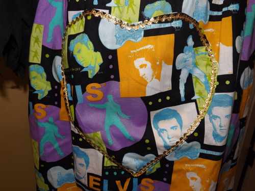 Adult Elvis Full size Apron IN STOCK