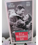 Frank Capra's It's A Wonderful Life Black and White VHS - $3.00