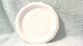 Pfaltzgraff Heritage White Coffee Cup Saucer - $4.99