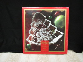 """Gorham Holiday Editions North Pole Express Dish 8 1/2"""" - New with Box - $4.99"""