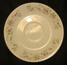 3 Richmond Diamond China - Japan - 6 inch Saucers - $12.99