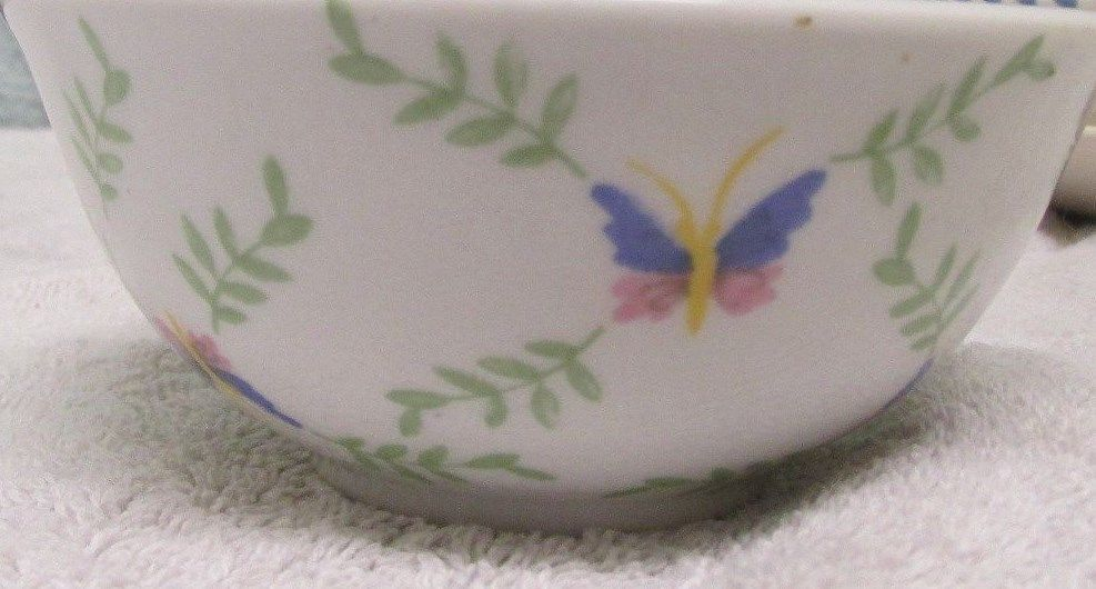 Nantucket Butterfly Bowls -Three