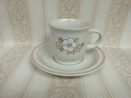 Hearthside Chantilly Fleur De Bois Teacup & Saucer Set-Set of 6 - $19.99