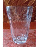 Palaks Pasabahce Tableware Glass Made in Turkey Panel Juice? Glass - $3.99