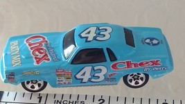 DieCast NASCAR HOT WHEELS Plymouth Barracuda Promotional Toy Richard Pet... - $6.99